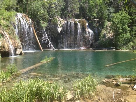 Hanging Lake, CO.