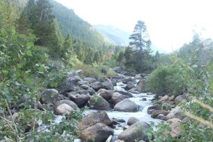 Popo Agie River, Sinks State Park, WY
