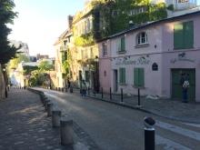 Montmatre, Paris, France.